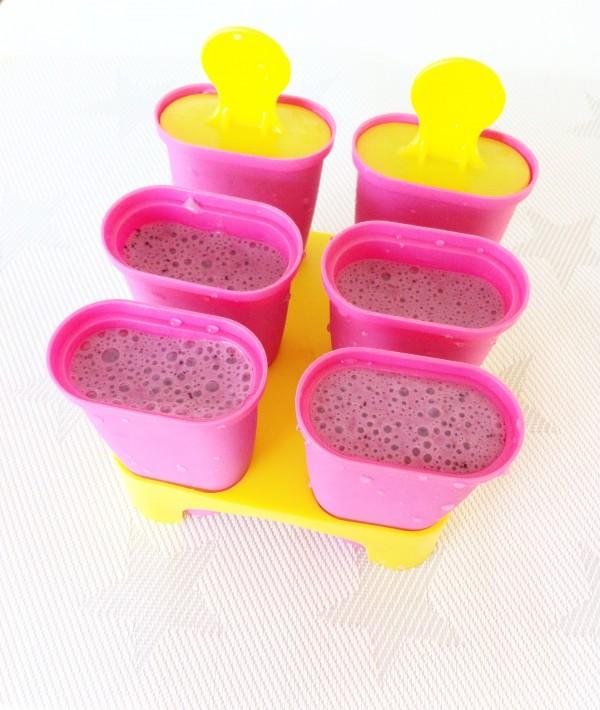 Fonkelnieuw Gezonde variant   Zelf yoghurt ijsjes maken - Feelgoodbyfood UJ-36