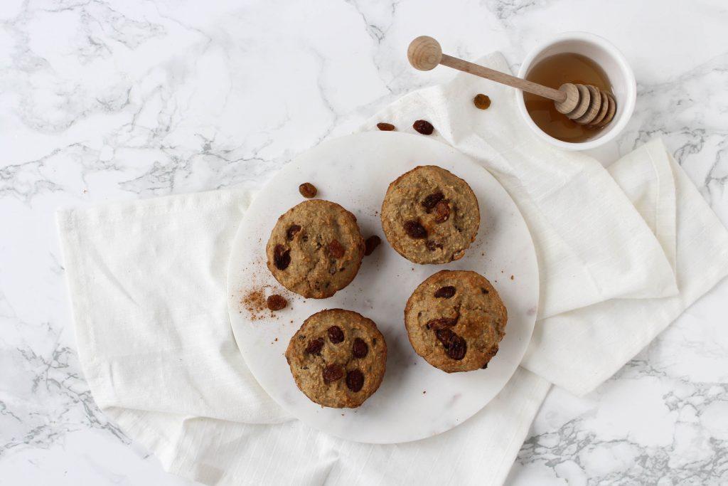 haver banaan muffins