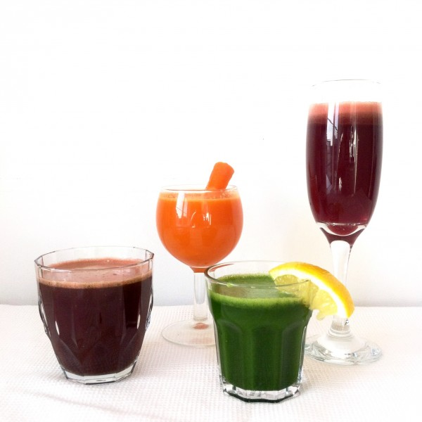 Blender vs slow juicer