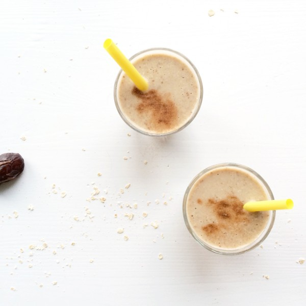 Havermout smoothie