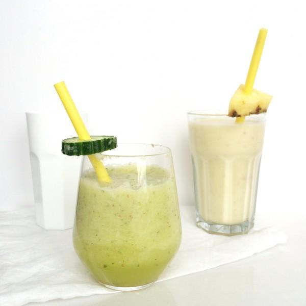 Paas smoothies mango ananas