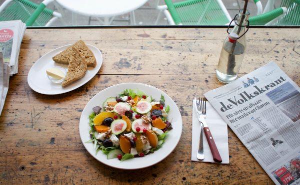 Vega lunchen Utrecht keuken van thijs