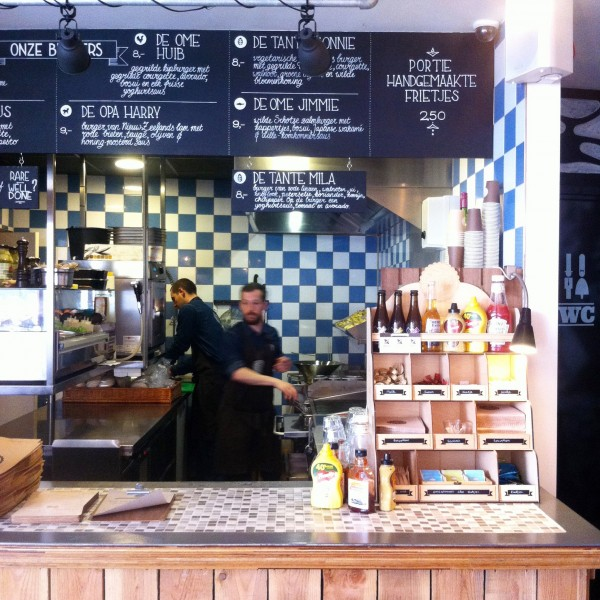 Vega lunchen Utrecht Meneer Smakers