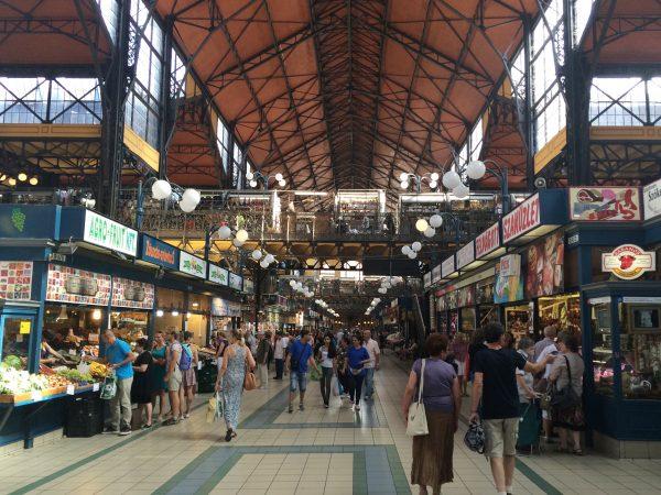 Markthal Budapest