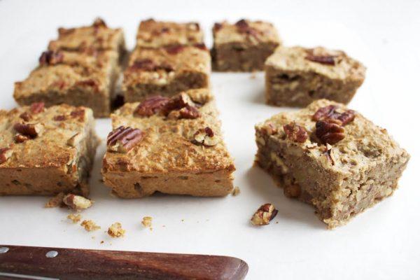Haver-noten koek/cake
