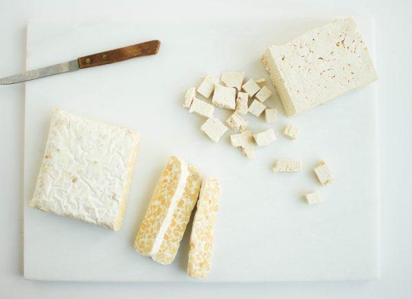 tofu tempeh