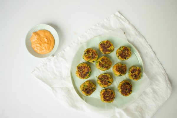 groenteballetjes/burgers