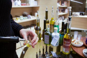 olijfolie proeverij Ta-Ze Gent