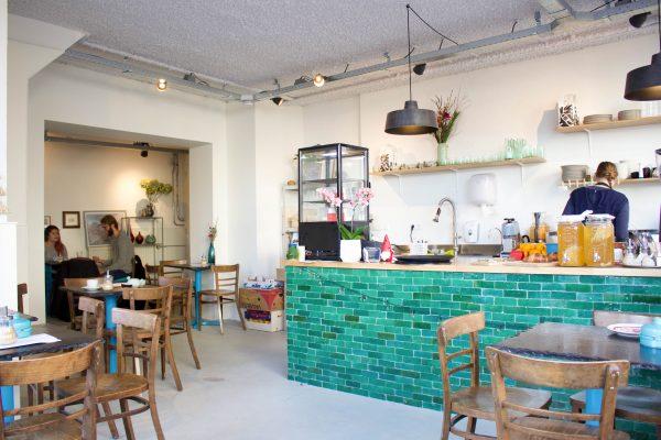 Lucas cafe atelier Utrecht