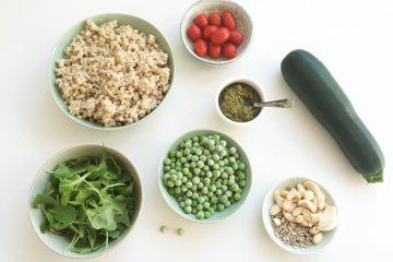 Voedingsstoffen vegetarier