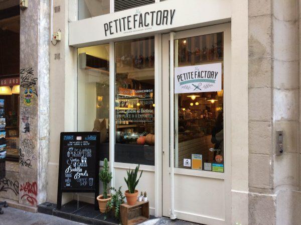 Food hotspot Lyon