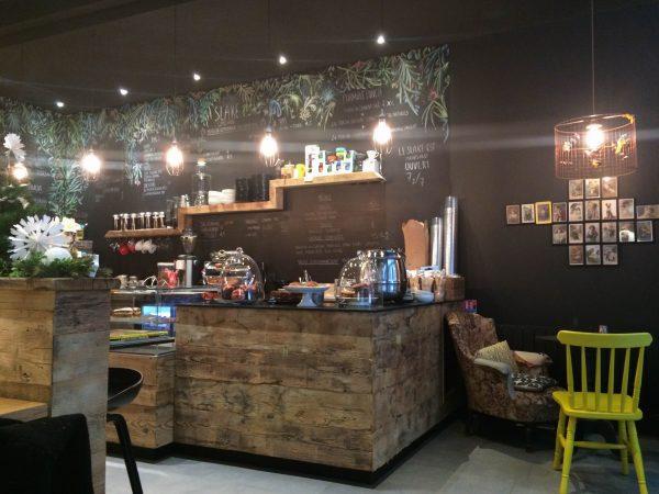 Food hotspots Lyon