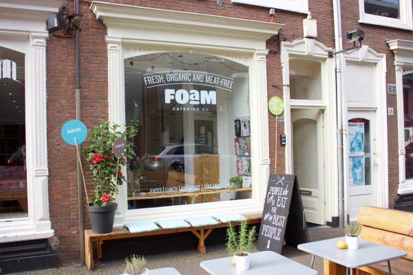 Hotspot Den Haag Foam