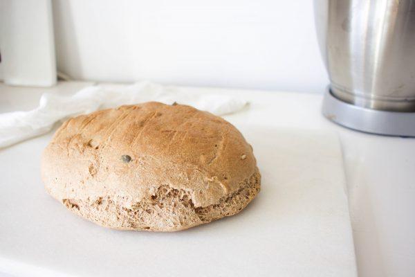 Recept speltbrood maken