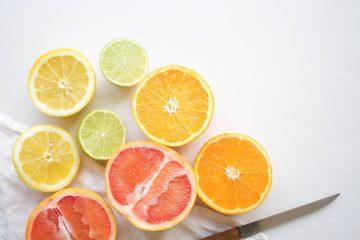 seizoensgroente- fruit lente
