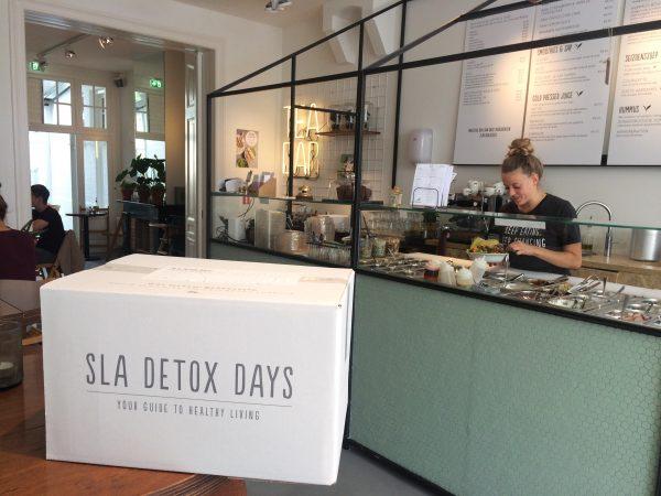 Sla detox days