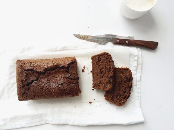 Kofie-choco cake