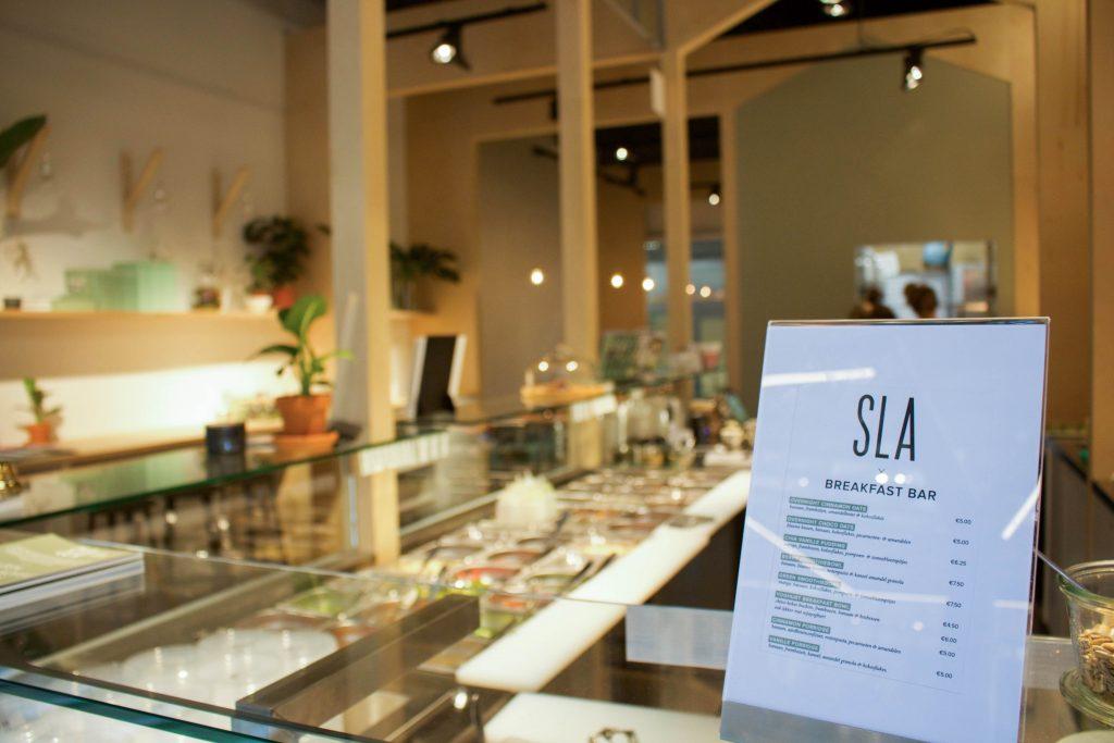 SLA breakfast utrecht