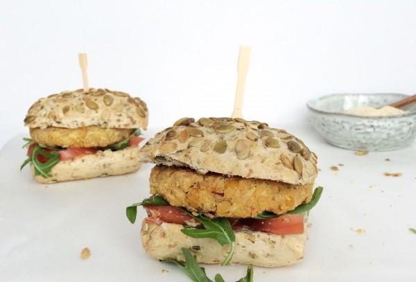 5x vegan burgers