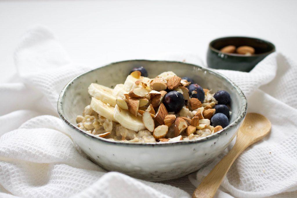 amandel porridge