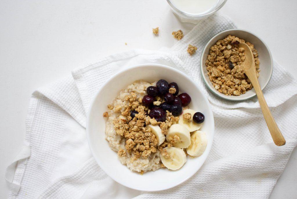 Vanille porridge