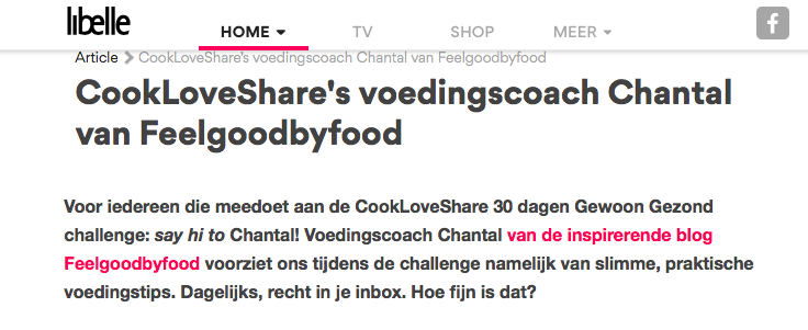 feelgoodbyfood media