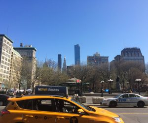 New York tips hotspots