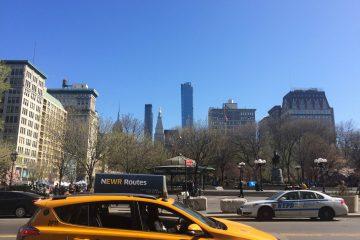 New York tips hotspots
