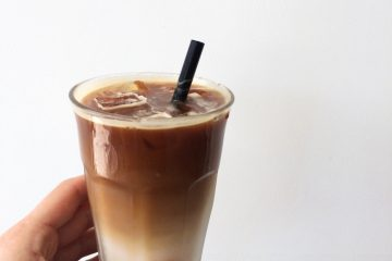 ijskoffie vegan