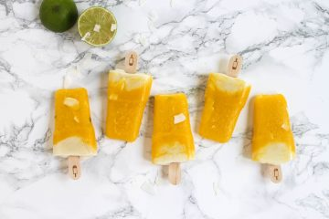 mango-limoen-kokos ijsjes