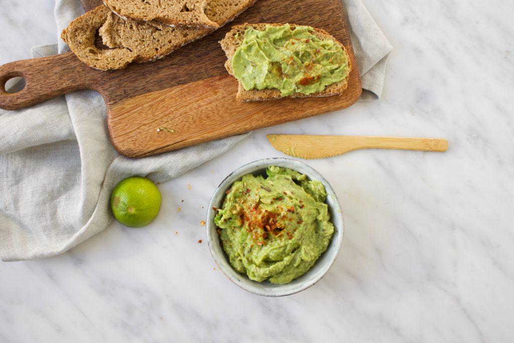 5x avocado spreads