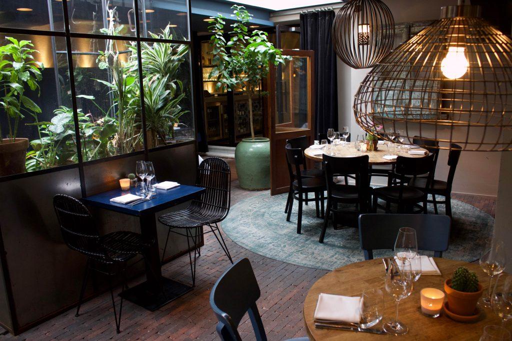 Restaurant Le jardin Utrecht