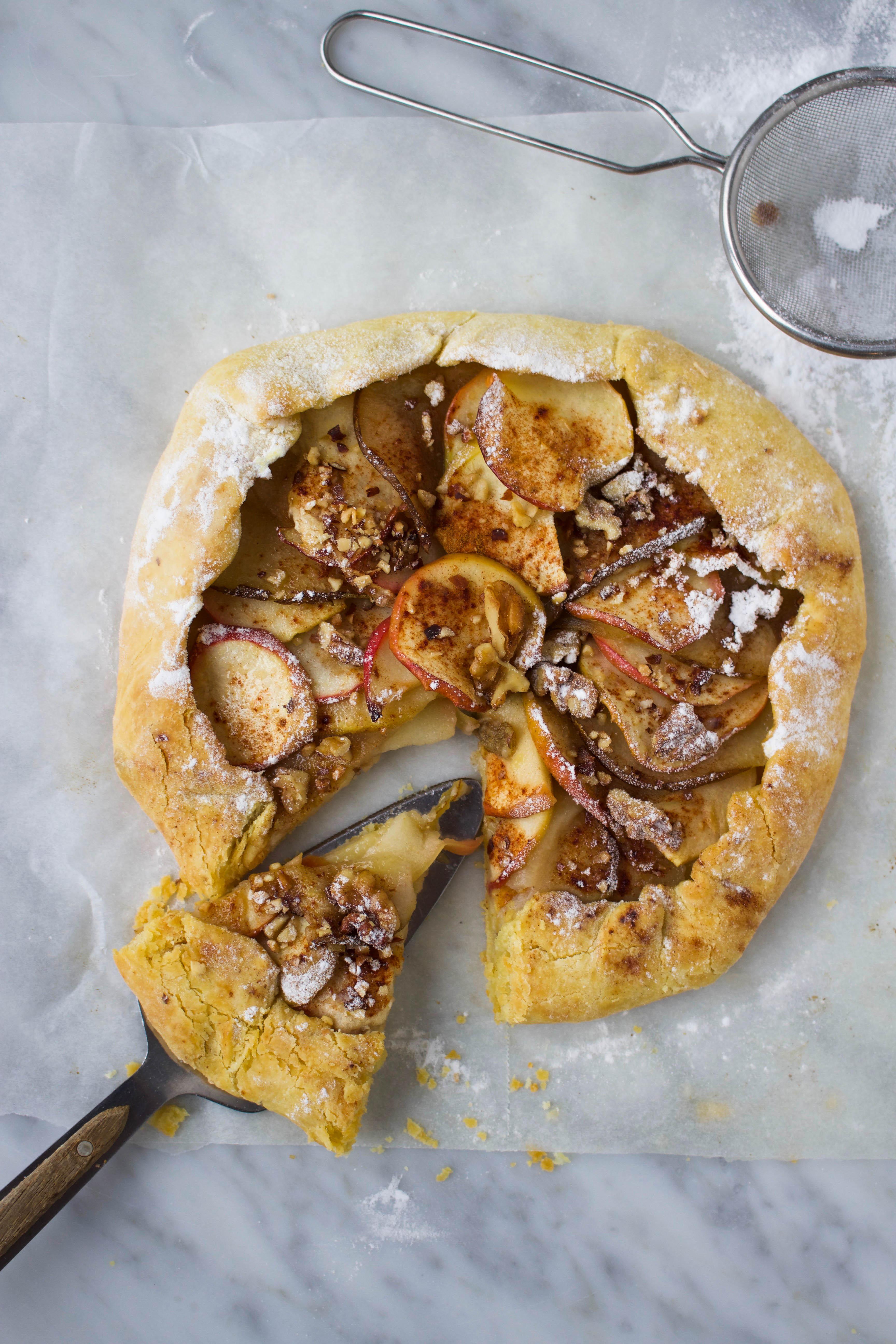 galette peer appel
