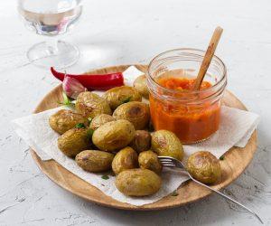 aardappeltjes mojo saus