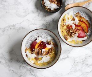 Snelle en gezonde ontbijtjes