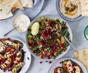gerechten midden-oosten