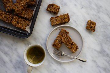 granola repen gezond tussendoortje