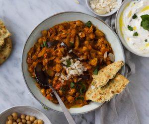indiase curry raita