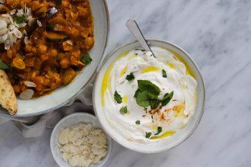 Raita Indiase yoghurt