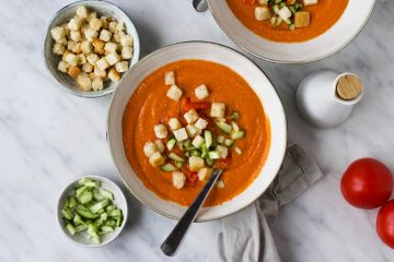 Gazpacho koude soep