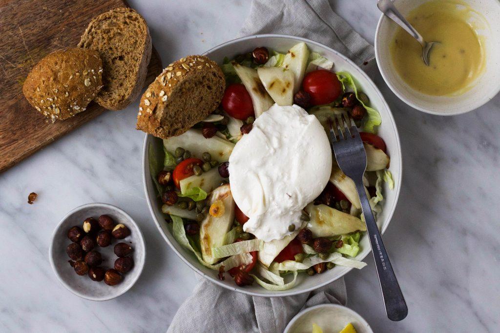 venkel burrata salade